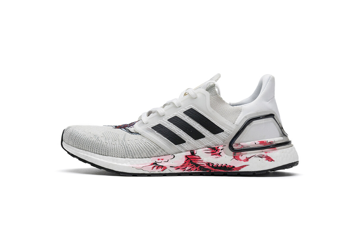 PK God  adidas Ultra BOOST 20 CONSORTIUM Chinese New Year White Real Boost