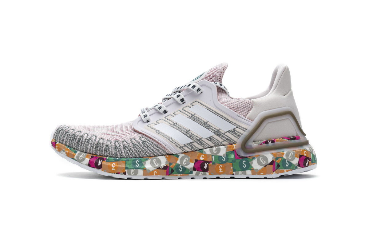 PK God  adidas Ultra BOOST 20 CONSORTIUM Global Currency Real Boost