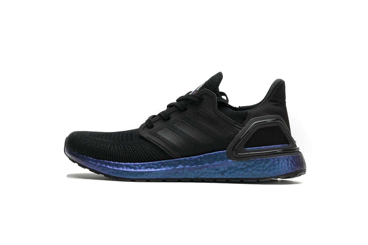 PK God  Adidas Ultra BOOST 20 CONSORTIUM Core Black