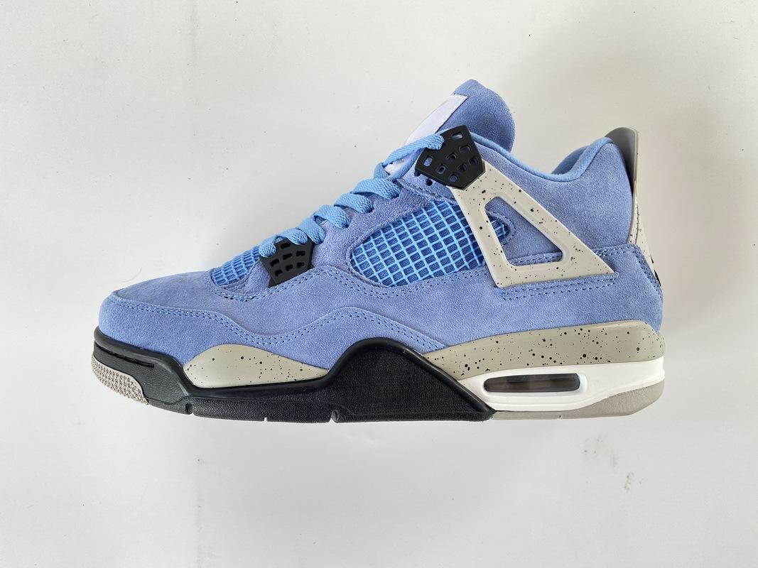 PK God Air Jordan 4 Retro University Blue