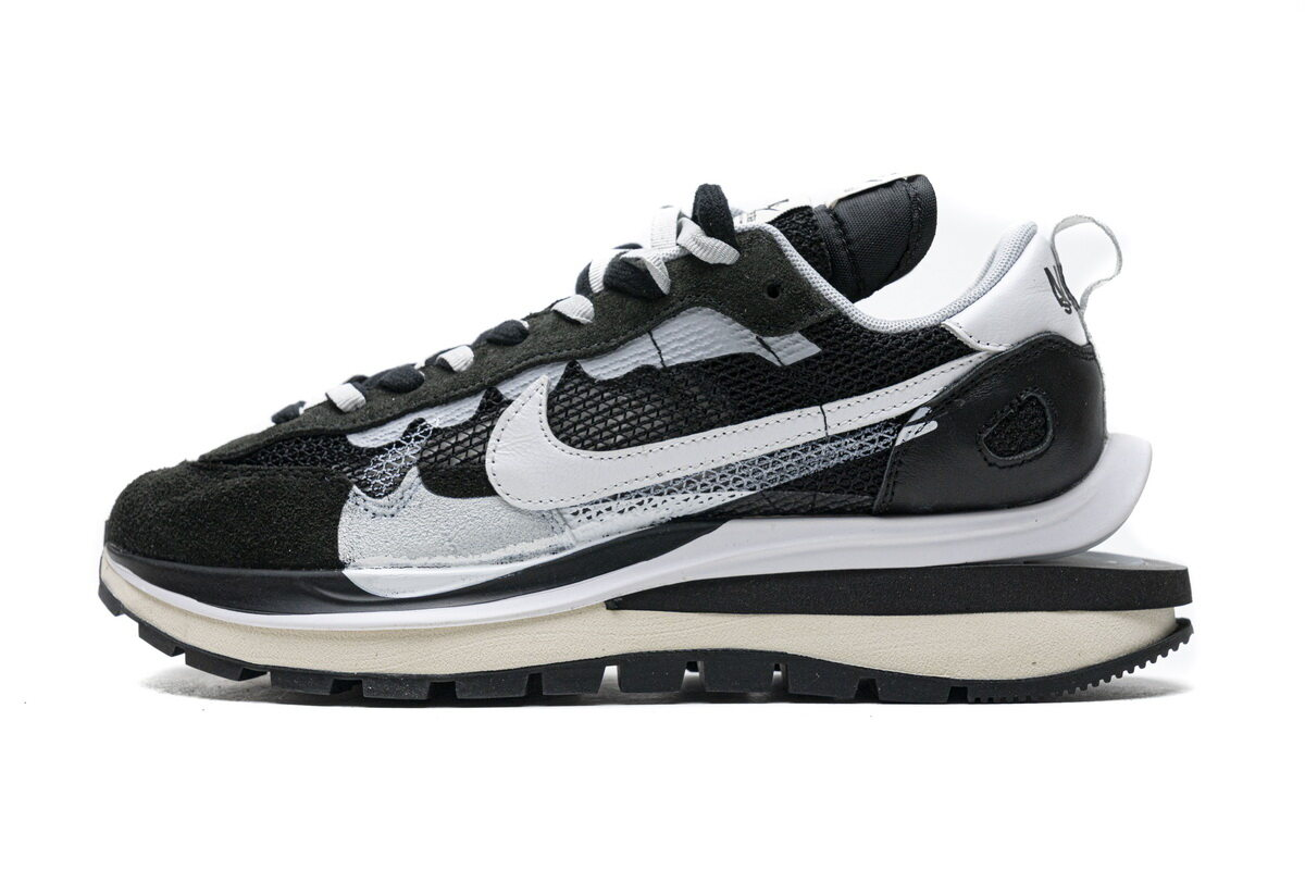 PK God  Sacai x Nike Pegasua Vaporfly Black White