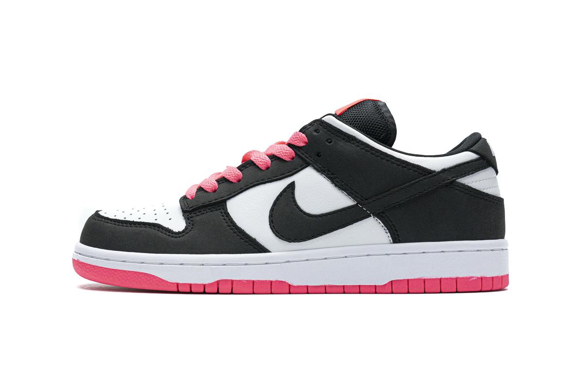 PK God Nike Dunk Low PRO SE Black White Peach