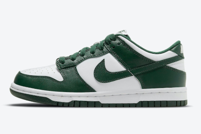 PK God Nike Dunk Low Varsity Green
