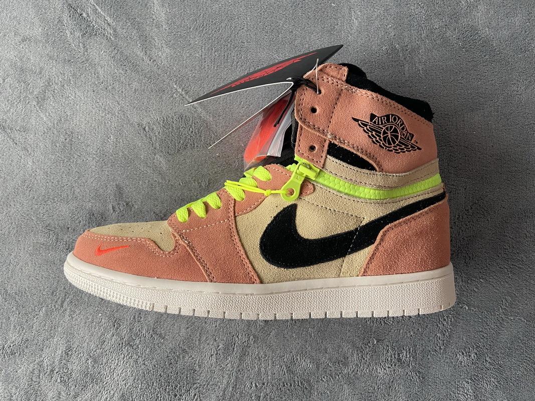 PK God Air Jordan 1 High Switch Peach