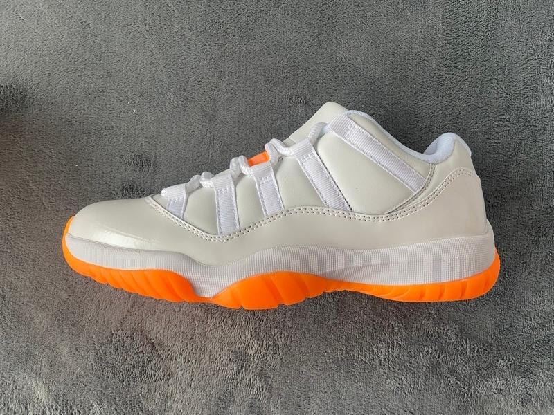 PK God Air Jordan 11 Retro Low Bright Citrus (W)