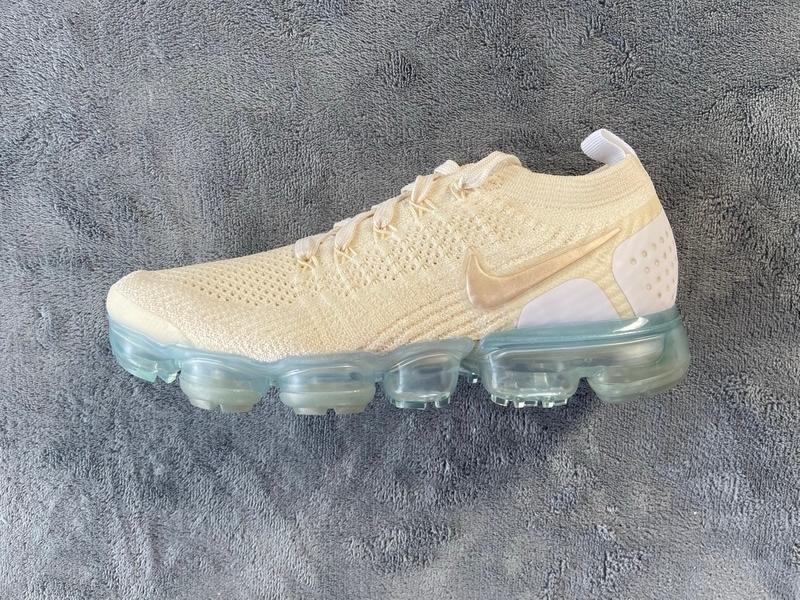 PK God Nike Air VaporMax 2 Light Cream (W)