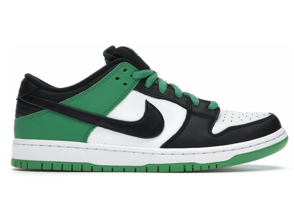 PK God  Nike SB Dunk Low Classic Green