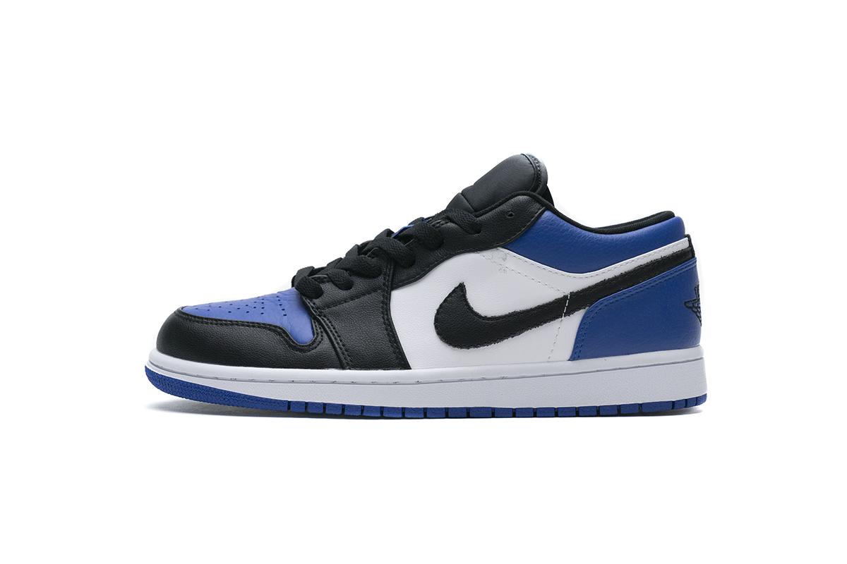 PK God Air Jordan 1 Low Royal Toe