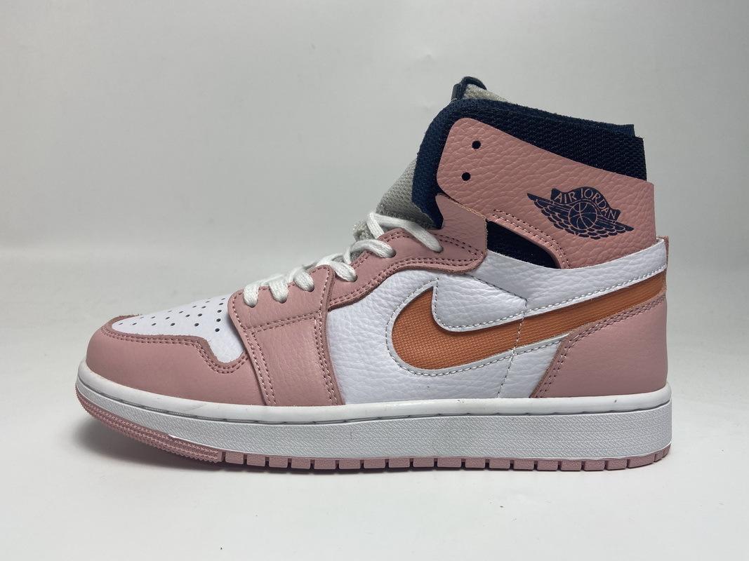 PK God Air Jordan 1 High Zoom Air CMFT Pink Glaze (W)