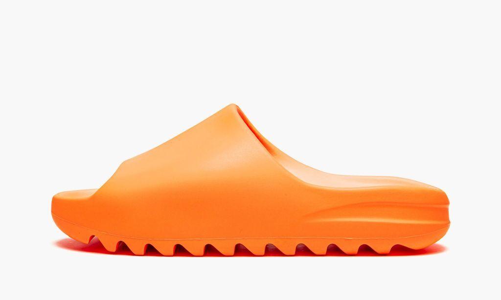 PK God adidas Yeezy Slide Enflame Orange