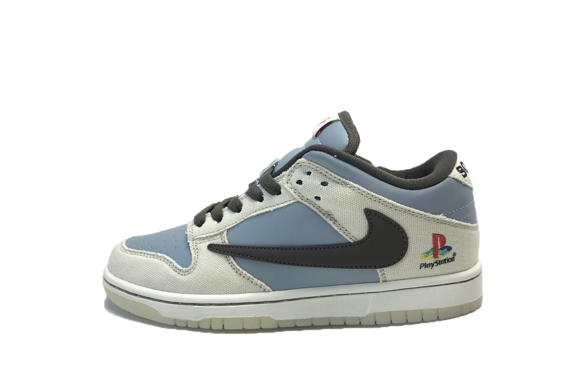 PK God Nike Dunk Low Travis Scott x Playstation
