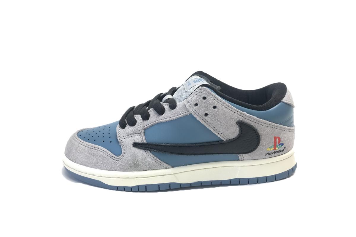PK God Nike Dunk SP x LowTravis Scott x PlayStation