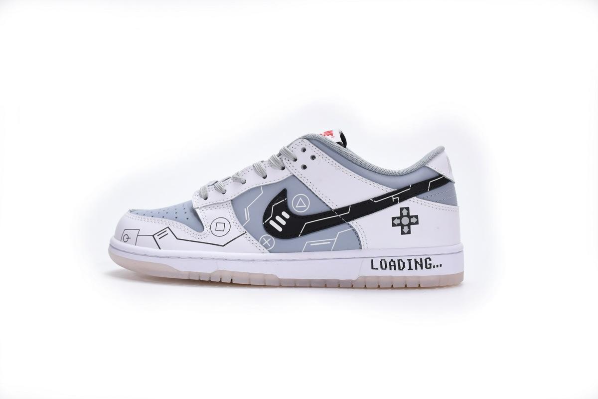 PK God Nike Dunk Low TeamB
