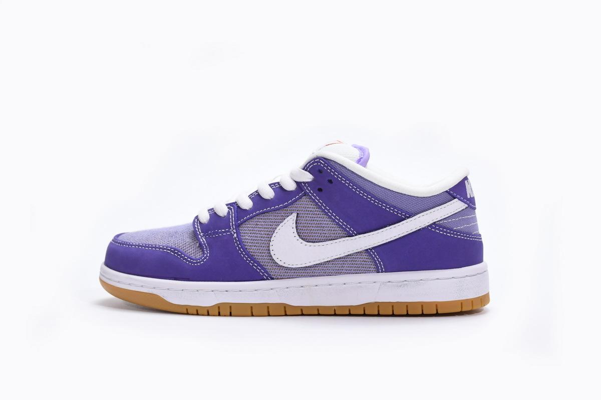 PK God Nike Dunk SB Low Lilac