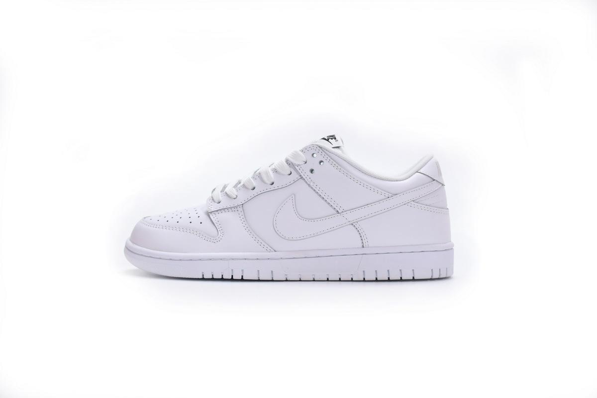 PK God Nike Dunk Low Triple White (2021) (W)