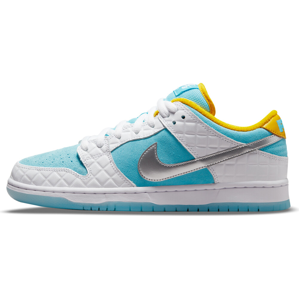 PK God Nike SB Dunk Low Pro FTC Lagoon Pulse