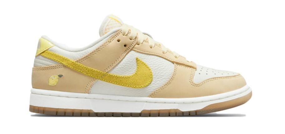 PK God Nike Dunk Low Lemon Drop (W)