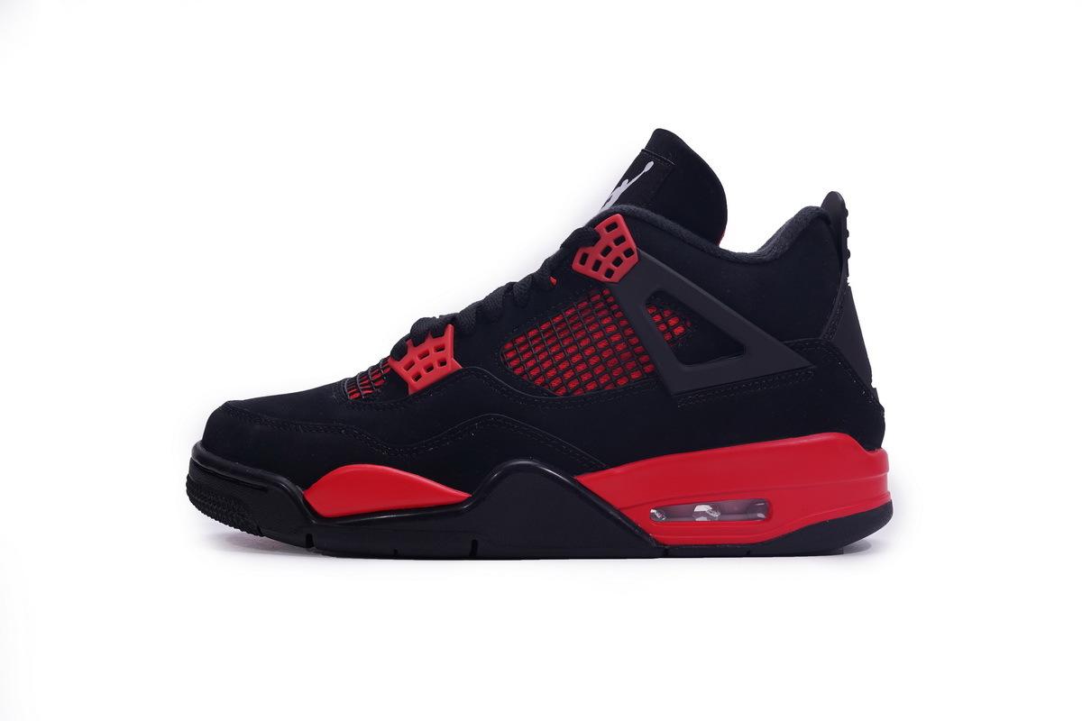 "PK God Air Jordan 4 ""Red Thunder"""