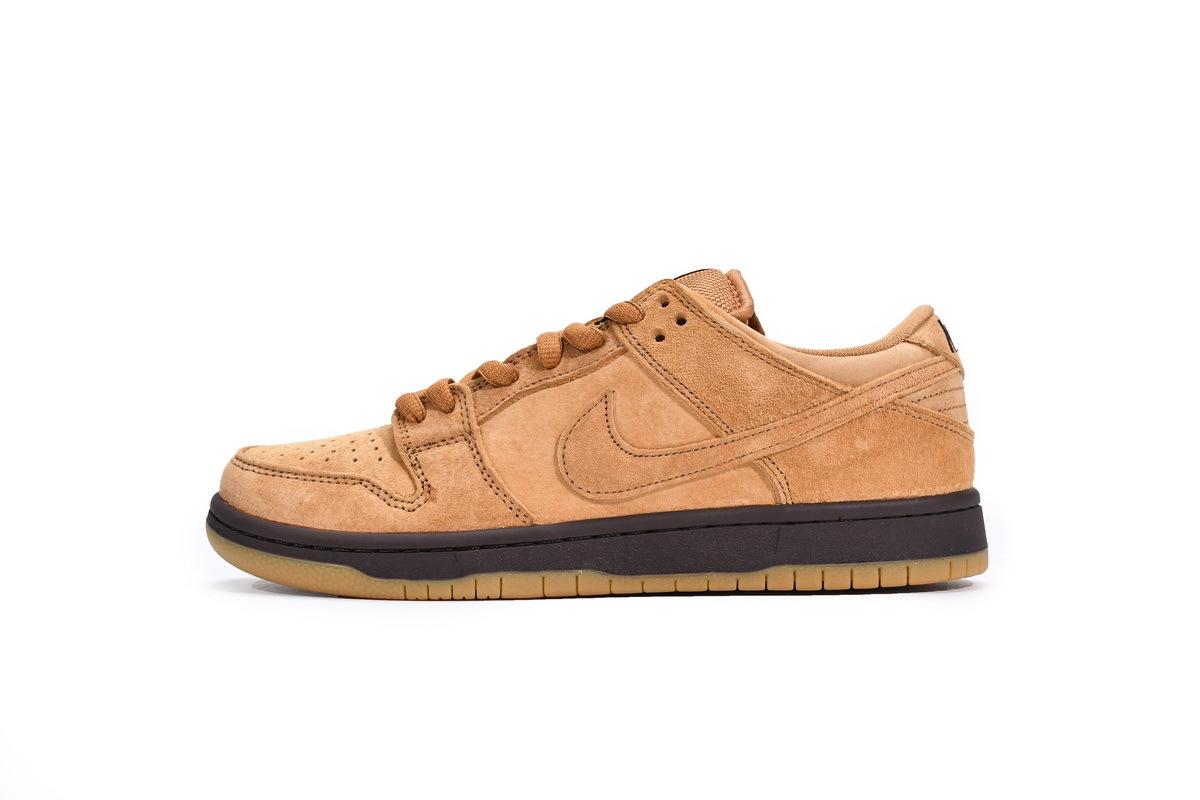 PK God Nike SB Dunk Low Wheat (2020)