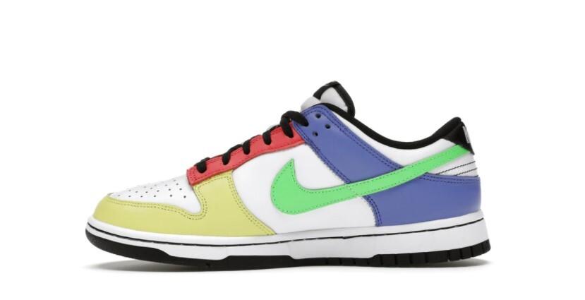 PK God Nike Dunk SB  Low Green Strike (W)