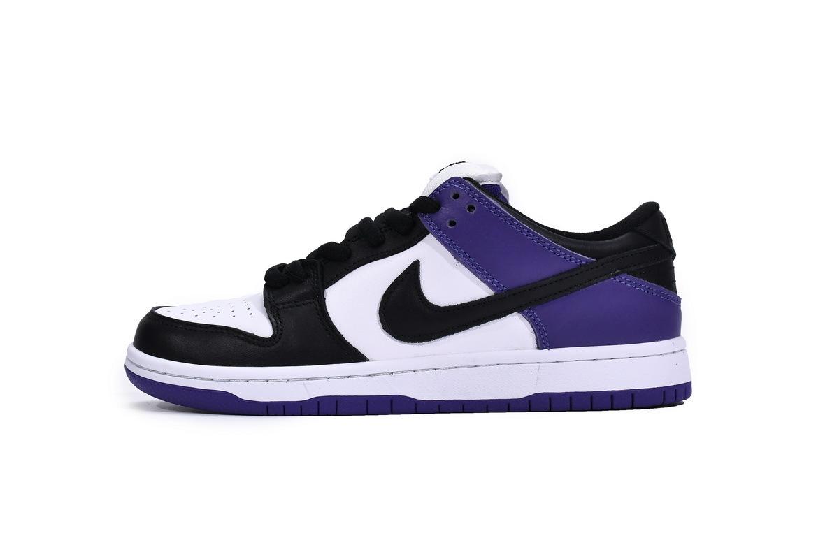 PK God Nike SB Dunk Low Court Purple