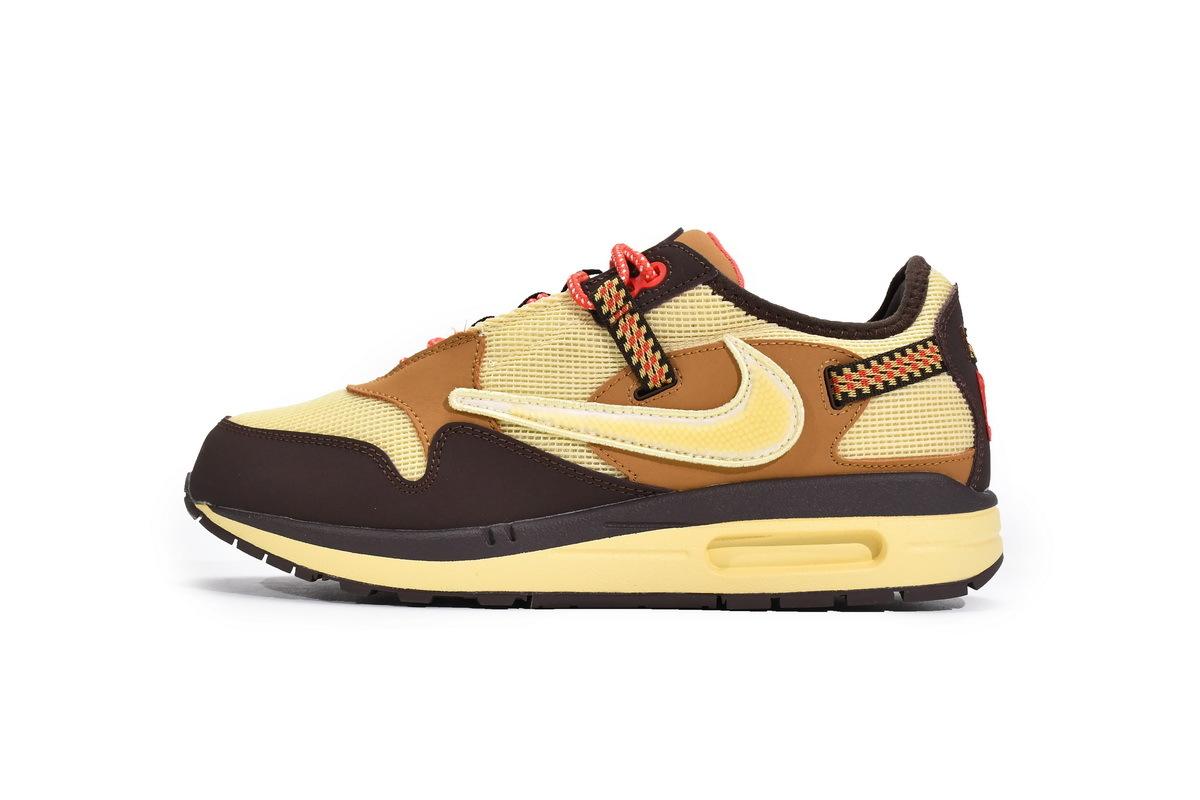 PK God Travis Scott x Nike Air Max 1