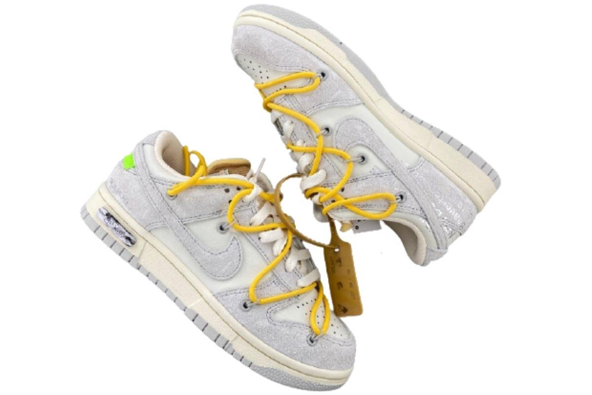PK God Nike Dunk Low Off-White Lot 39