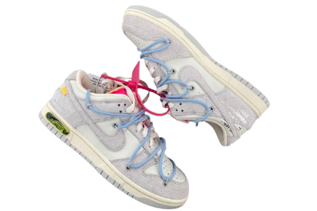 PK God Nike Dunk LowOff-White Lot 38
