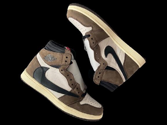 XP Factory Sneakers & Air Jordan 1 High Travis Scott CD4487-100
