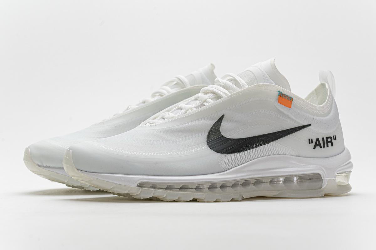 OWF Batch Sneaker & Nike Air Max 97 Off-White AJ4585-100