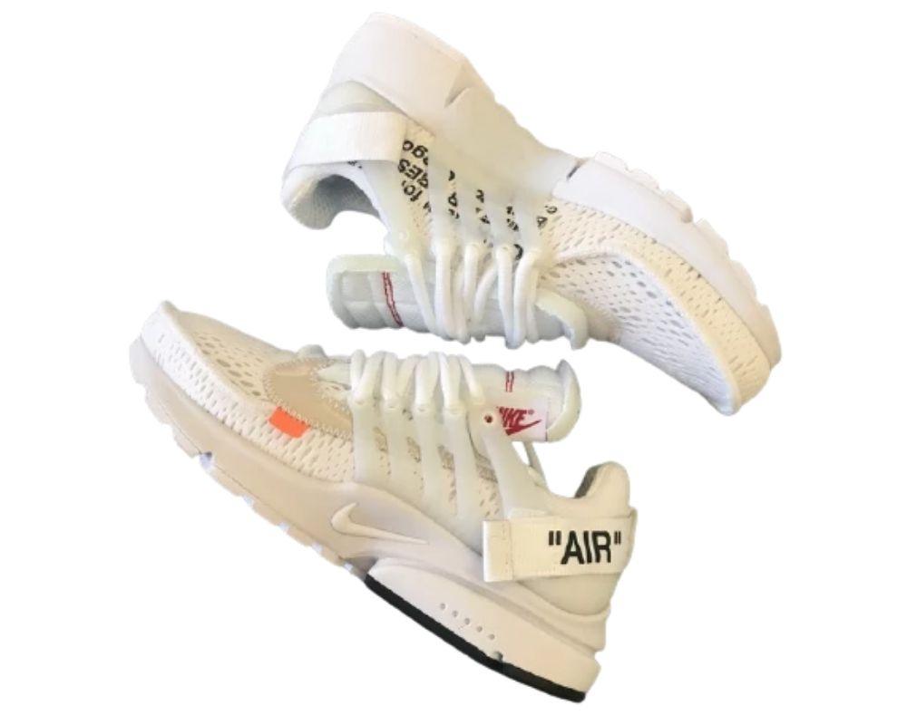 OWF Batch Sneaker & Nike Air Presto Off-White White AA3830-100