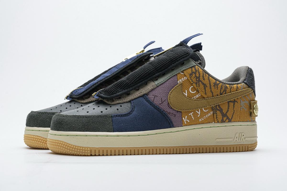 OWF Batch Sneaker & Nike Air Force 1 Low Travis Scott Cactus Jack CN2405-900