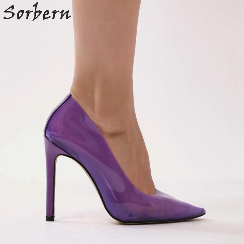 Purple Heels For Women