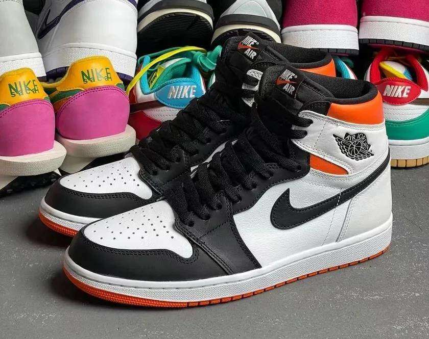 "Song Sneaker shares the latest real details photos of ""Dropping 4.0"" AJ 1!"