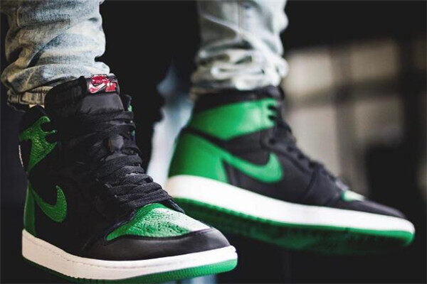 How To Maintain Og Tony Air Jordan 1 Retro High Pine Green Black