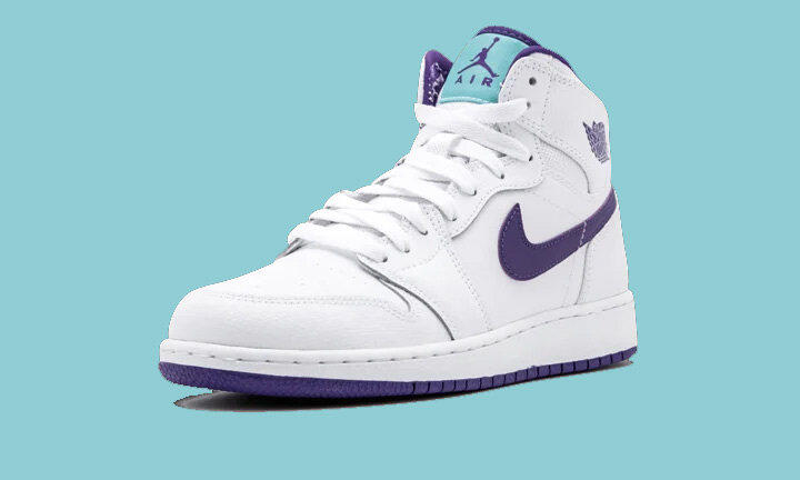 Og Tony Latest News Air Jordan1 High OG WMNS Court Purple On Sale June 3