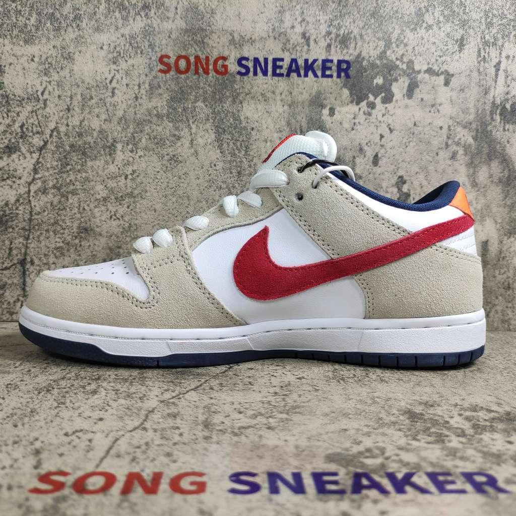 Nike SB Dunk Low Crimson