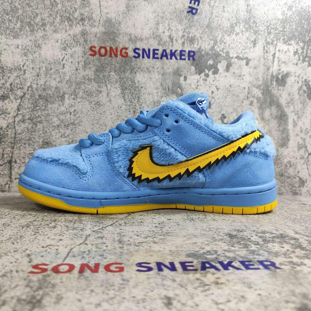 Nike SB Dunk Low Grateful Dead Bears Blue