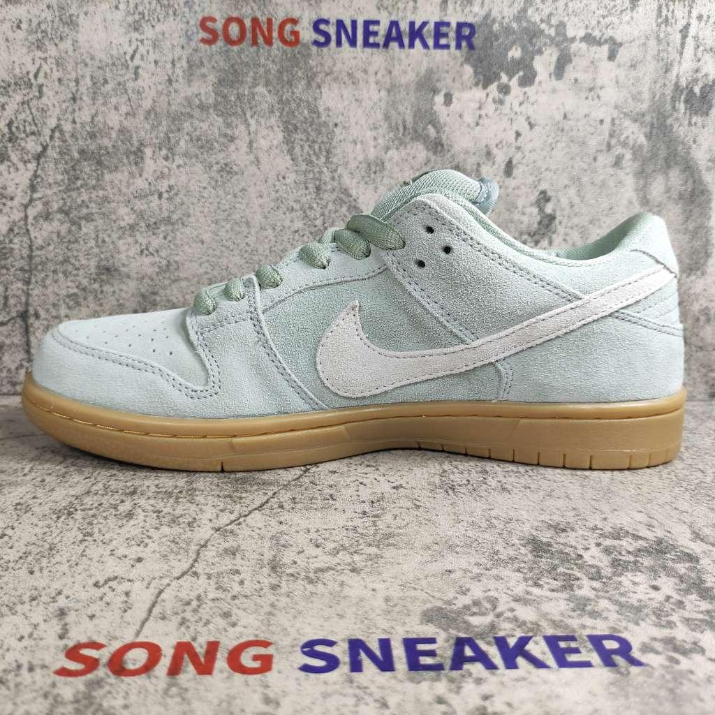 Nike SB Dunk Low Island Green Gum