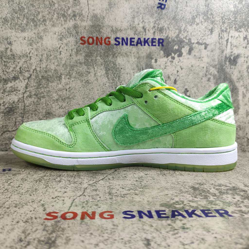 Nike SB Dunk Low StrangeLove Green