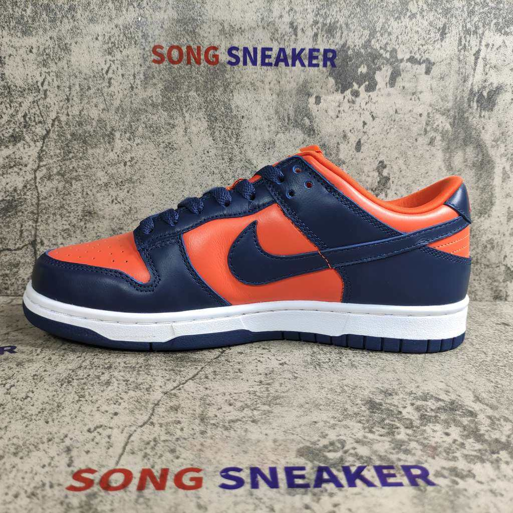 Nike Dunk Low SP Champ Colors University Orange Marine (2020)
