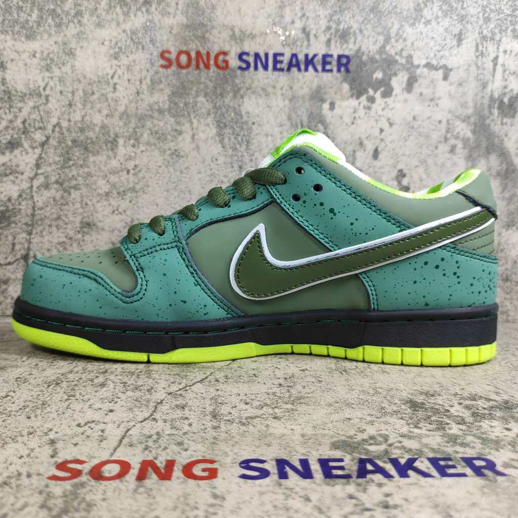 Nike SB Dunk Low Concepts Green Lobster (Regular Box)