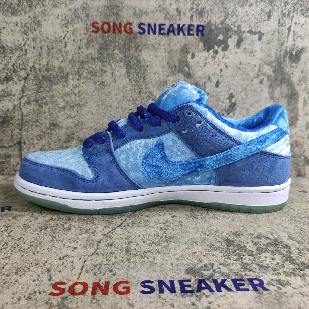 Nike SB Dunk Low StrangeLove Blue