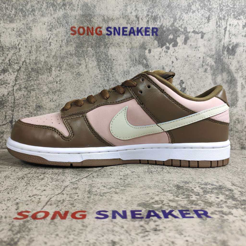 Nike Dunk SB Low Stussy Cherry