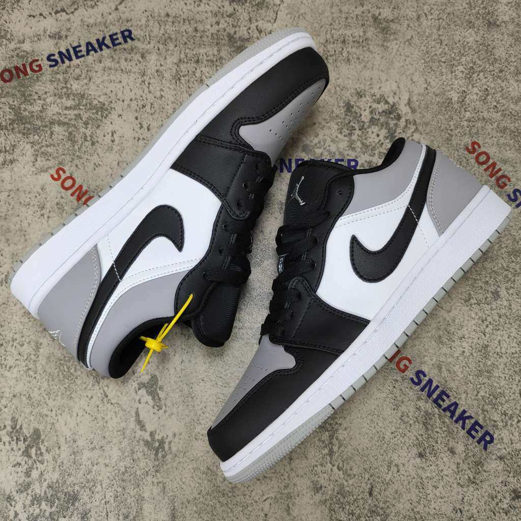 Jordan 1 Low Grey Toe