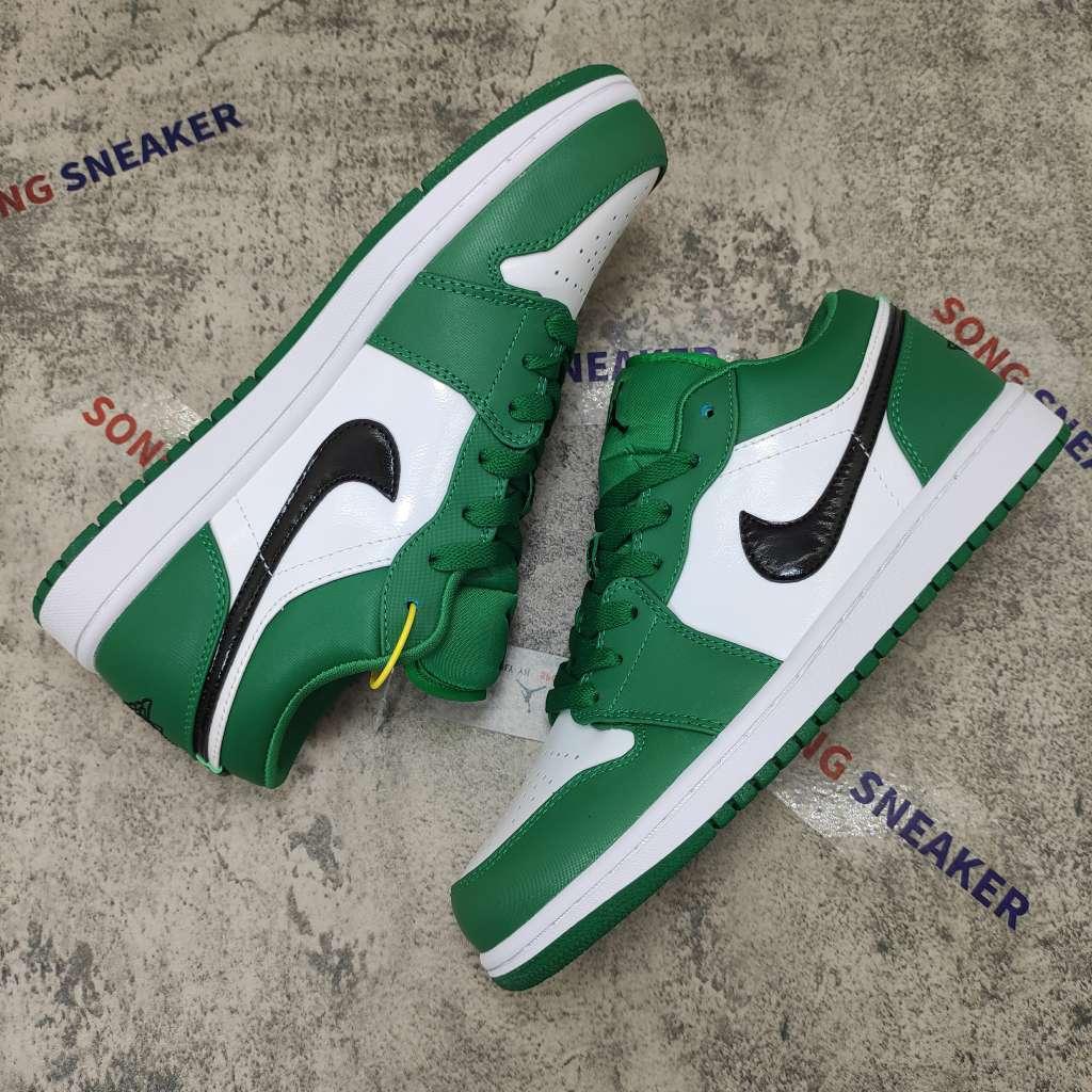 Air Jordan 1 Low Pine Green