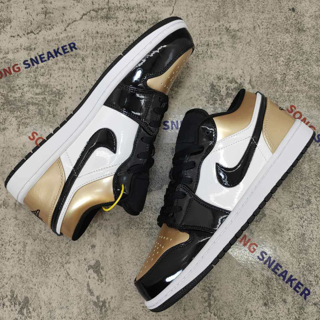 Air Jordan 1 Low Gold Toe