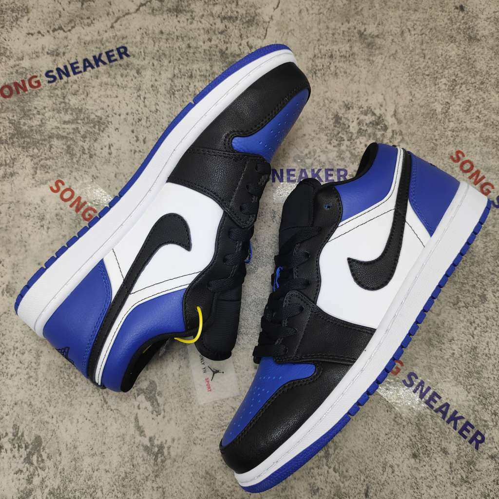 Air Jordan 1 Low Royal Toe
