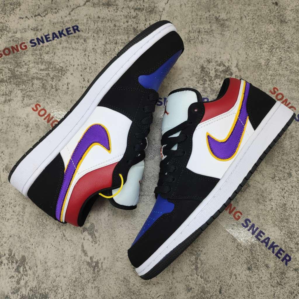 Air Jordan 1 Low Lakers Top 3