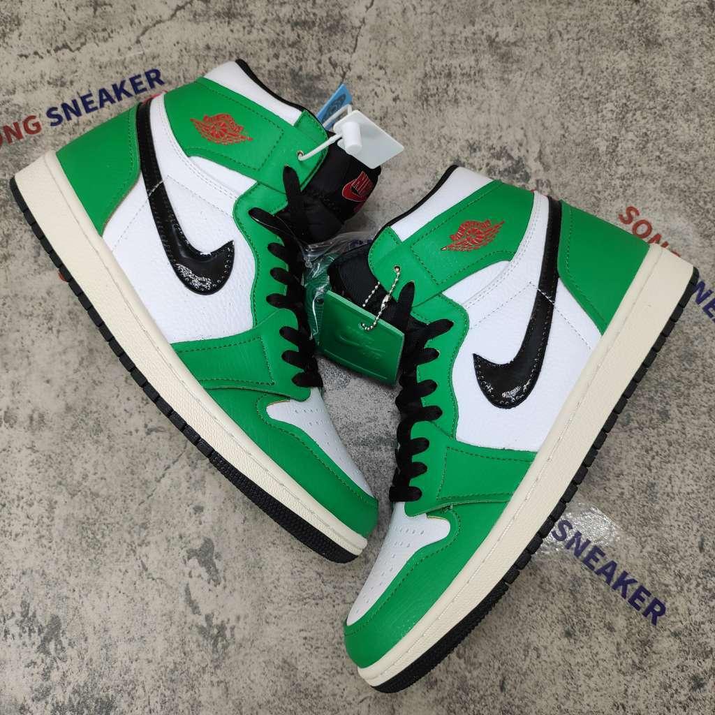 Air Jordan 1 Retro High Lucky Green (W) DB4612-300